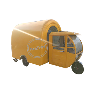 Electric 3 Wheels with Awning Vending Tuk Tuk/coffee Food Cart/hot Dog Street Machine