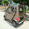 4-wheel Passenger Car Adult Ticycle Electric Motorized Adult Car Motorcycle