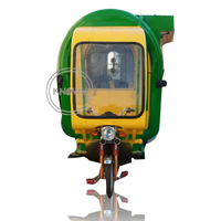 220G Hot Selling Street Electric Tricycle Food Cart for Food Truck Mini Machine Food Cart
