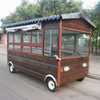 3.5m/4m/4.2m customised fireproofing food truck for vending fast food