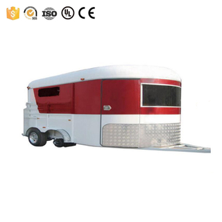 luxury box trailer horse float trailer for sale in Australia