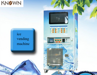 Commercial hotsale automatic ice vending machine with good quality