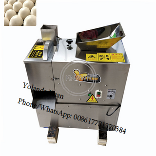 Automatic Stainless Steel Steamed Bread Molding Machine Dough Divider Rounder with 30g