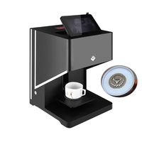 2019 new type of selfie coffee printer machine for 3D printing